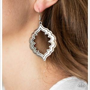 Taj Mahal Majesty Earrings